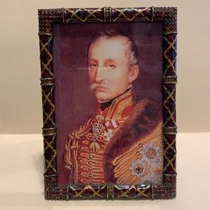 Jay Strongwater picture frame